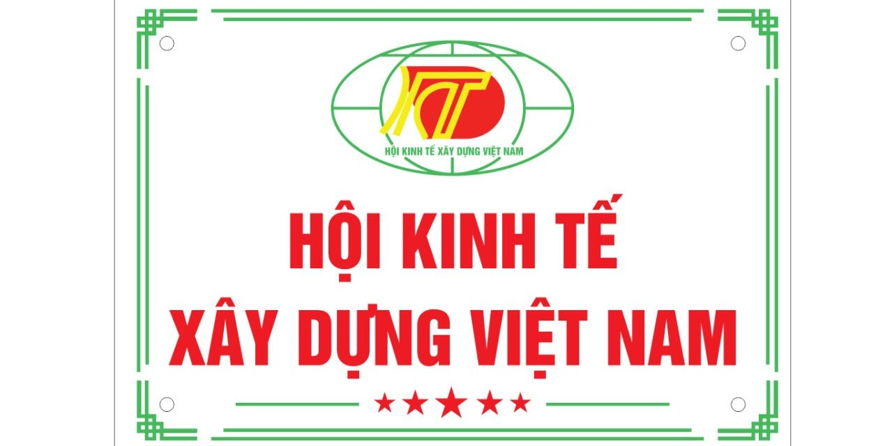 Giới thiệuHội Kinh tế xây dựng Việt Nam